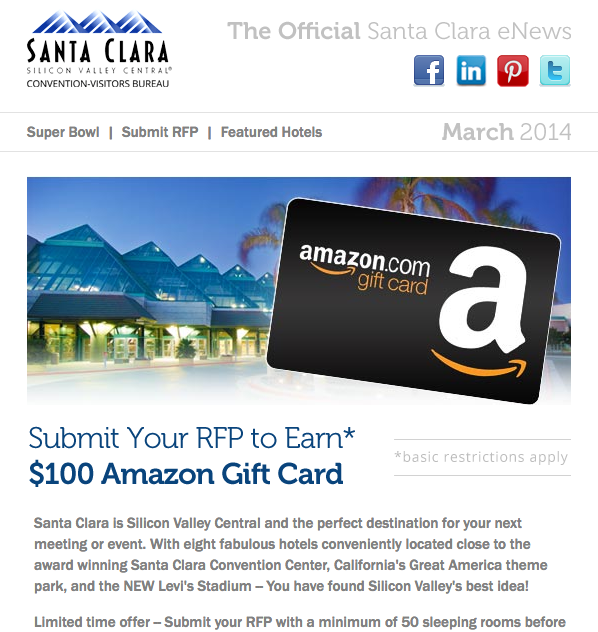 Santa Clara Meetings Newsletter March 2014   Silicon Valley Meetings