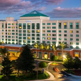 Hilton Silicon Valley meeting venue