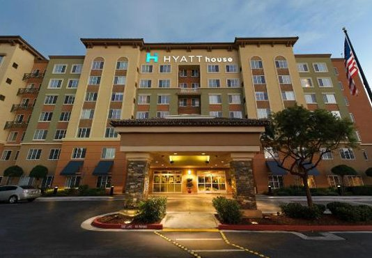 Hyatt House Silicon Valley business hotel